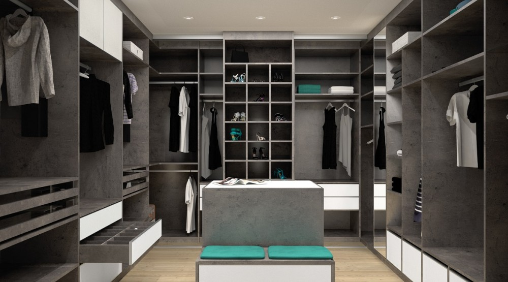 Dressing Et Rangements Personnalisées In Ipso By Concept Inside